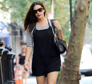 Liv Tyler : urbaine et rock pour la rentrée... A shopper !
