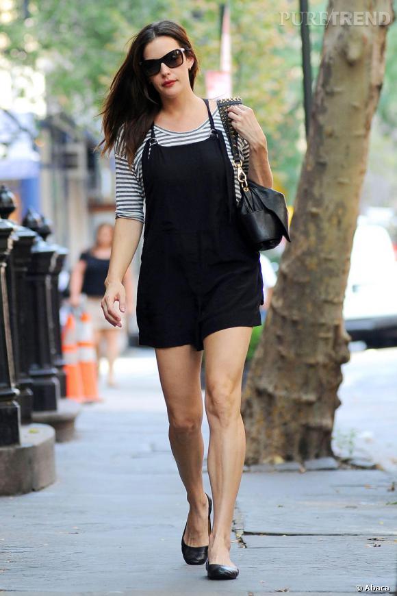 Liv Tyler Urbaine Et Rock Pour La Rentr 233 E A Shopper