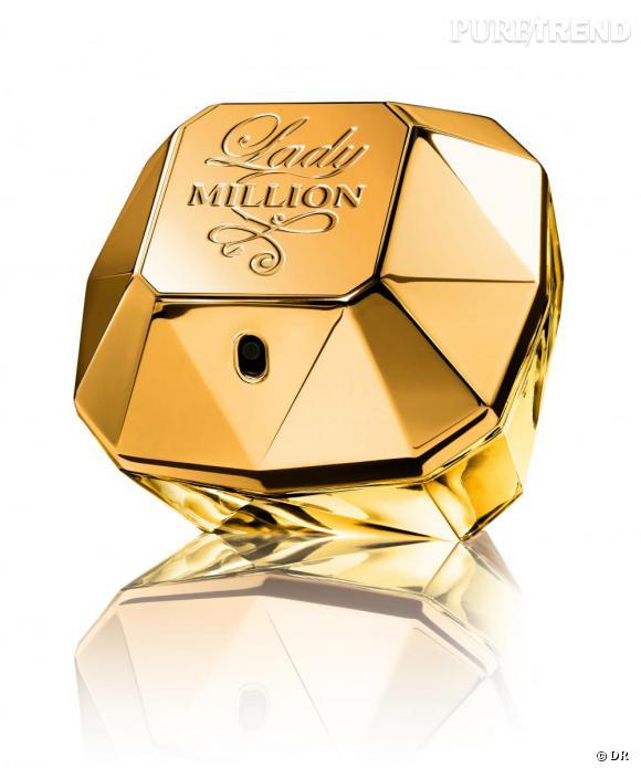 Lady Million de Paco Rabanne.