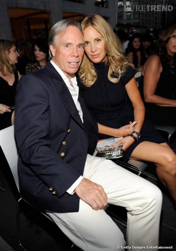 Tommy Hilfiger et sa femme, Dee Ocleppo