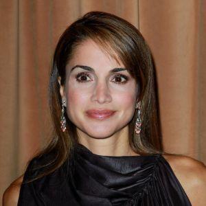La Reine Rania de Jordanie au 5ème Important Dinner for Women à New York.
