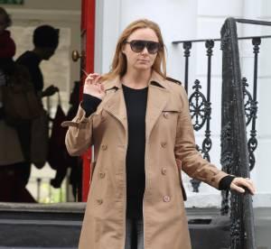 Stella McCartney, son look facile et trendy... A shopper !