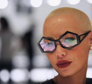 Amber Rose, ovni sexy de la Fashion Week londonienne