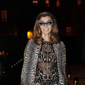 Carine Roitfeld, rédactrice en chef du Vogue français.