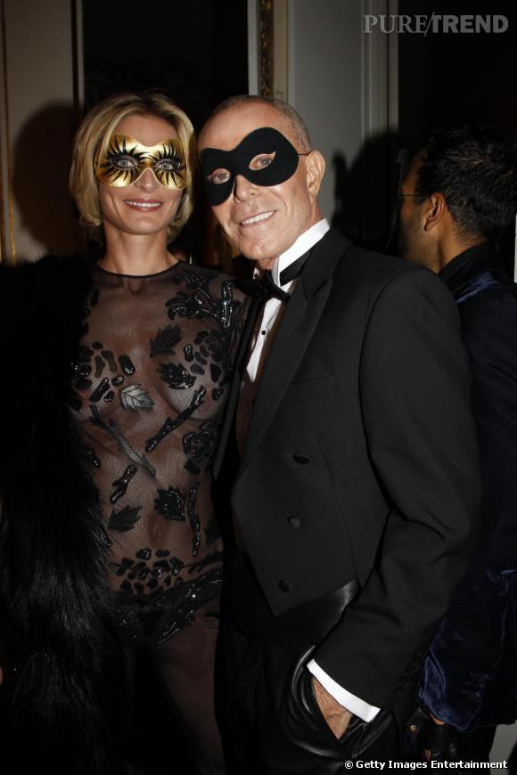 Sarah Marshall et Jean Claude Jitrois.