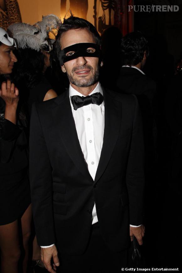 Marc Jacobs, toujours aussi élégant.
