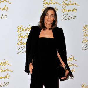 Phoebe Philo, récompensée en tant que directrice artistique de la marque Céline.