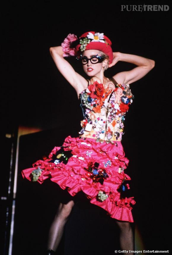 Madonna, la surenchère elle connaît pas !