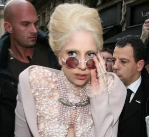 Le look du jour : Lady Gaga impériale à Paris