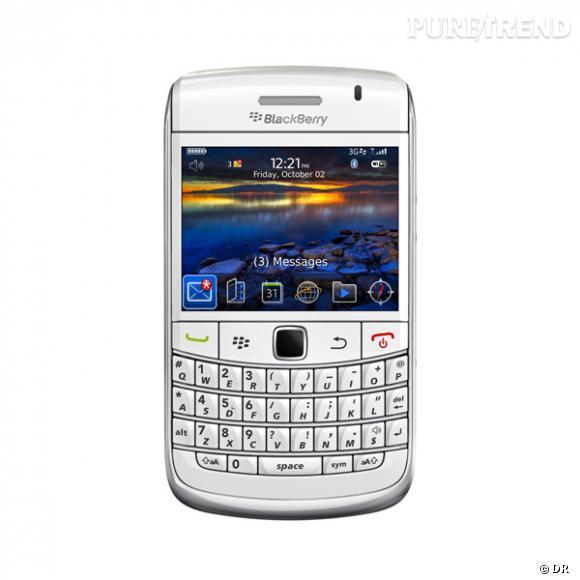 Blackberry Torch 9700       Un smartphone qui en jette, pour rester connectée à sa boîte mail et envoyer des BBM, sa nouvelle drogue.    Prix sur demande, selon l'opérateur.