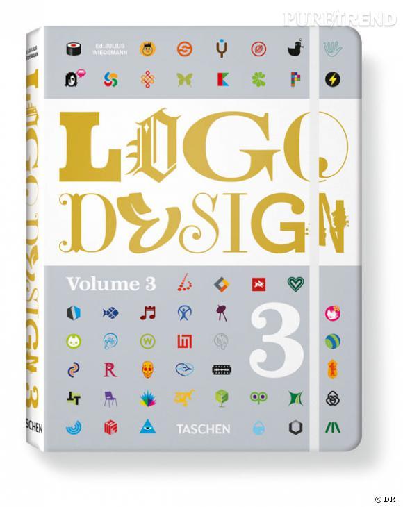 Logo Design Volume 3, aux éditions Taschen       La néo working-girl a des lectures corporate, où flirtent l'art et le marketing.    Prix : 29.99€