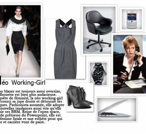 Tendance : la néo working-girl
