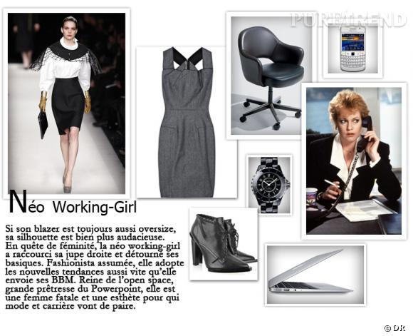 La néo working-girl