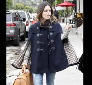 Rachel Bilson : son look tendance anti-froid... A shopper !