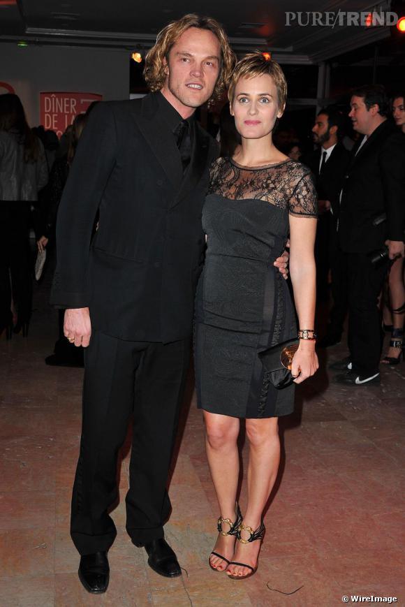 Peter Dundas et Judith Godrèche.