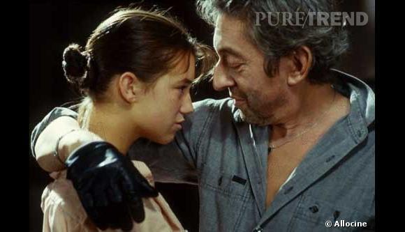 Charlotte Gainsbourg, complice avec son père, crée le scandale avec L emon incest.
