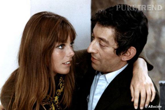 Le grand amour de Serge Gainsbourg : Jane Birkin. Pour l'anecdote, Serge et Jane s'étaient déjà croisés, sans se voir, lors de la mort d'Edith Piaf, le 10 octobre 1963. Cette dernière habitait le même immeuble que Jane, alors adolescente vivant dans une famille française, et ils s'étaient croisés autour de la dépouille de la chanteuse.