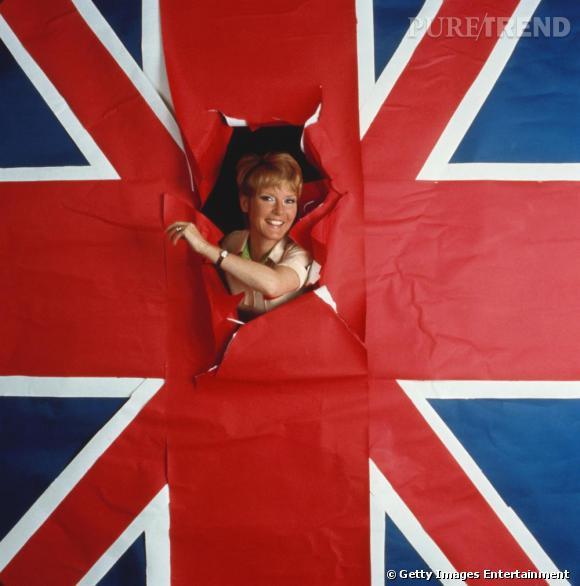 Petula Clark, en passe de conquérir l'Angleterre, grâce à  La Gadoue  ?