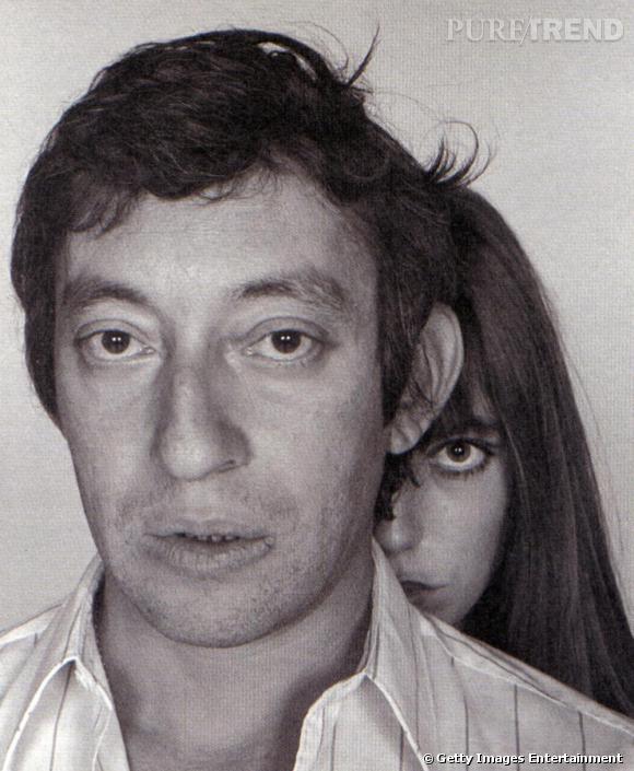 L'homme à la tête de chou a eu pour muse principale, la belle Birkin jusqu'en 1980.