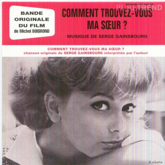"""Peu de personne sont au courant mais Serge Gainsbourg avait une soeur jumelle : Lilianne. Il présente la jolie demoiselle en posant cette question : """"comment trouvez vous ma soeur ? """"."""