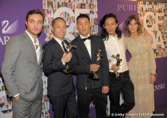 """Les  """"CFDA Awards""""  aux États-Unis."""