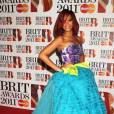 "Les  ""Brit Awards""  au Royaume-Uni."
