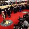"""Les  """"Screen Actors Guild Awards""""  aux États-Unis."""