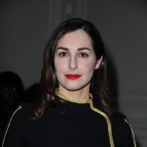 Amira Casar chez Yves Saint Laurent.