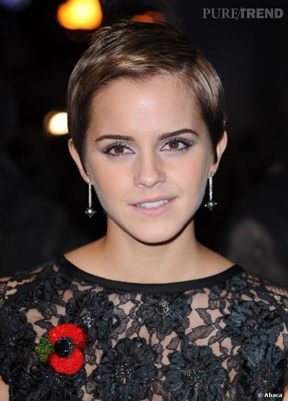 Emma Watson, nouvelle égérie Lancôme.