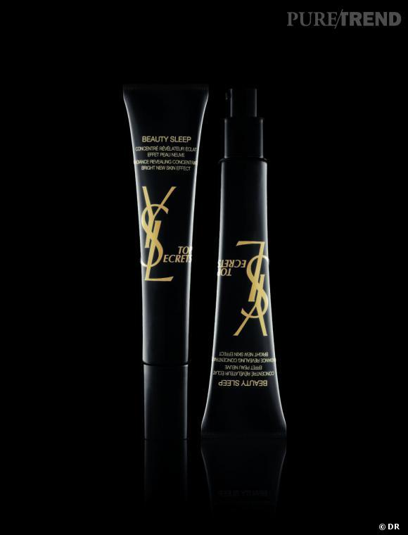 """Top Secrets Beauty Sleep"" de Yves Saint Laurent."