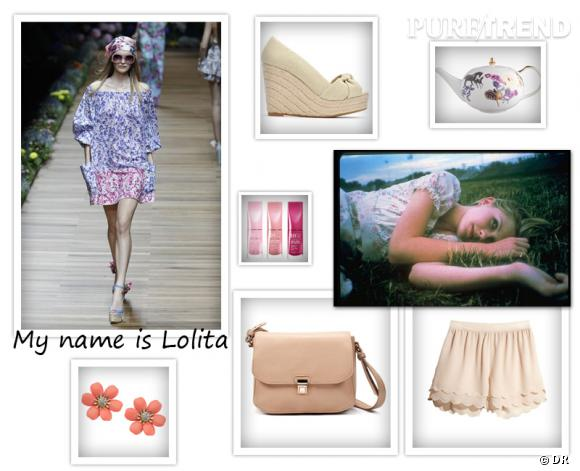 Tendance Lolita.