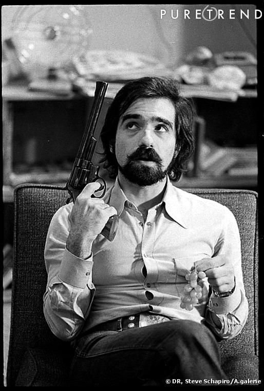Martin Scorsese - Photo Set