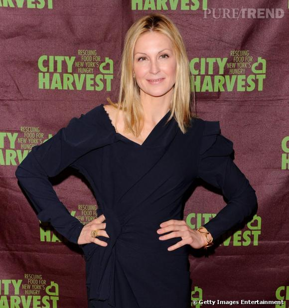 "Kelly Rutherford à la soirée caritative ""An Evening of Pratical Magic"", à New York."