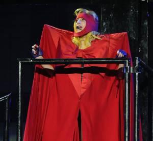 Lady Gaga s'offre le cirque de Moscou