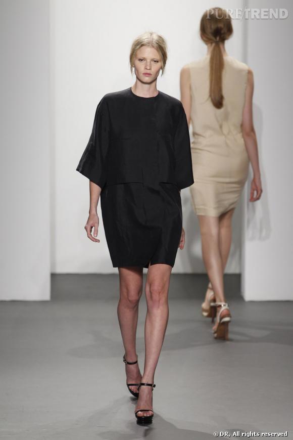 Défilé Calvin Klein printemps-été 2011