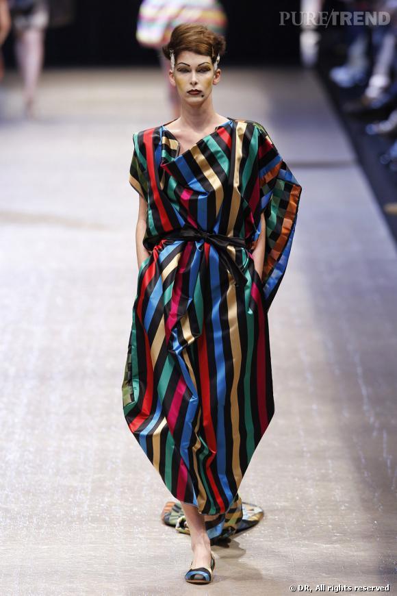Défilé Vivienne Westwood printemps-été 2011