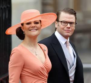 Victoria de Suède : une tenue sexy pour le mariage princier