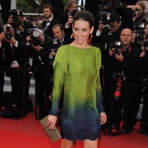 """C'est qui elle ? Evangeline Lilly, actrice de """"Lost"""". Le genre de demoiselle ultra sexy même perdue en plein milieu d'une île déserte et ce, avec des algues sur le corps. La classe."""
