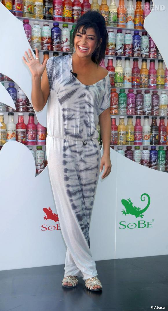 "Jessica Szohr à l'évènement ""Try Everything"" par SoBe, à New York."