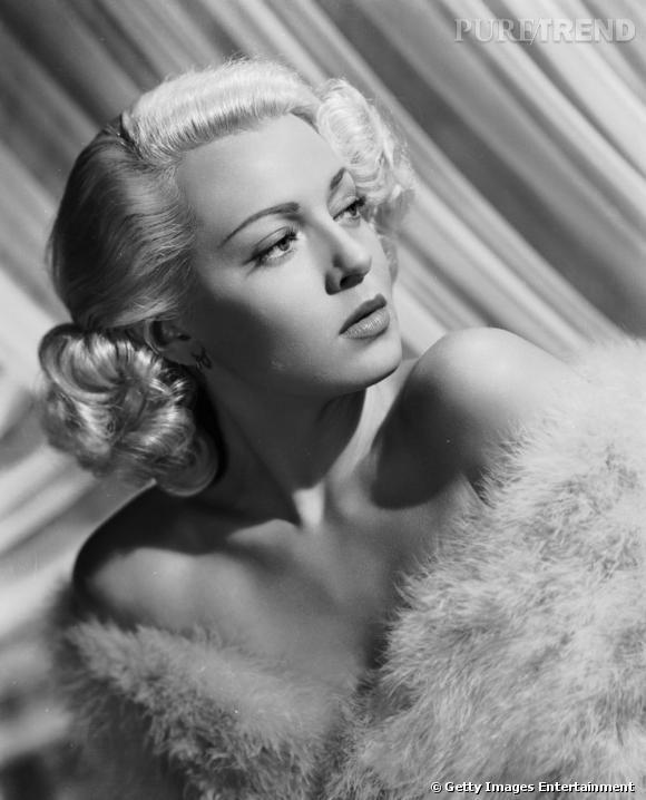 Comment on se coiffait dans les années 40 ?     Nom  : Lana Turner      Coiffure :  la chevelure blonde platine.