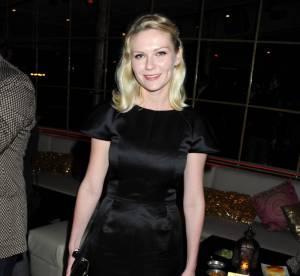 Kirsten Dunst maitrise la petite robe noire