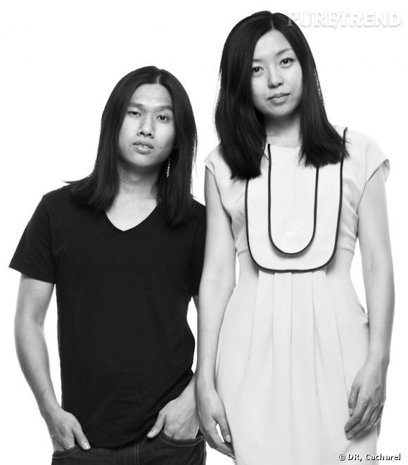 Dawei Sun et Ling Liu, nouveaux directeurs artistiques de Cacharel.