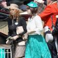 Les princesses Eugenie et Beatrice d'York : deux inséparables au style british.