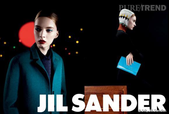 Campagne Jil Sander automne-hiver 2011/2012.