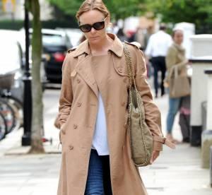 Stella McCartney, son look trendy en trench... À shopper !