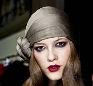 8 façons de nouer un foulard