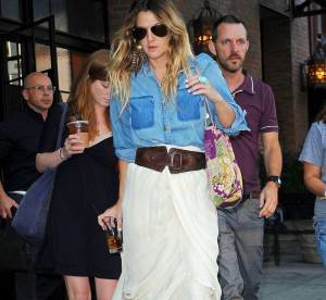 Comme Drew Barrymore osons le look cow girl