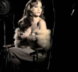 Behind the scene avec J-Lo
