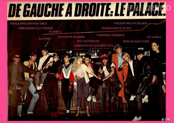 Vincent Darré se raconte sur son blog :     vincent-darre-pourquoi.com/    Les visages familiers du Palace, de Vincent Darré en passant par Philippe Krootchey, Christian Louboutin et bien sûr Eva Ionesco.