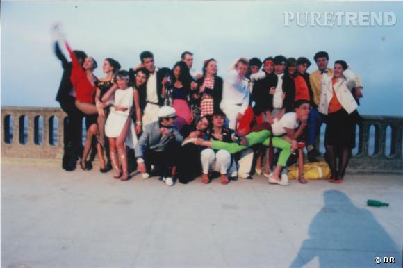 Vincent Darré se raconte sur son blog :     vincent-darre-pourquoi.com/    La tribu du Palace en balade ! Tous en Normandie ?
